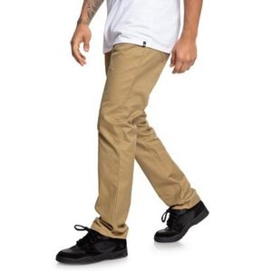 DC shoe co. | classic straight leg chino pant